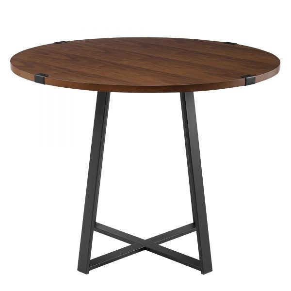 This Item Is Unavailable Etsy Round Wooden Dining Table Industrial Dining Table Circular Kitchen Table