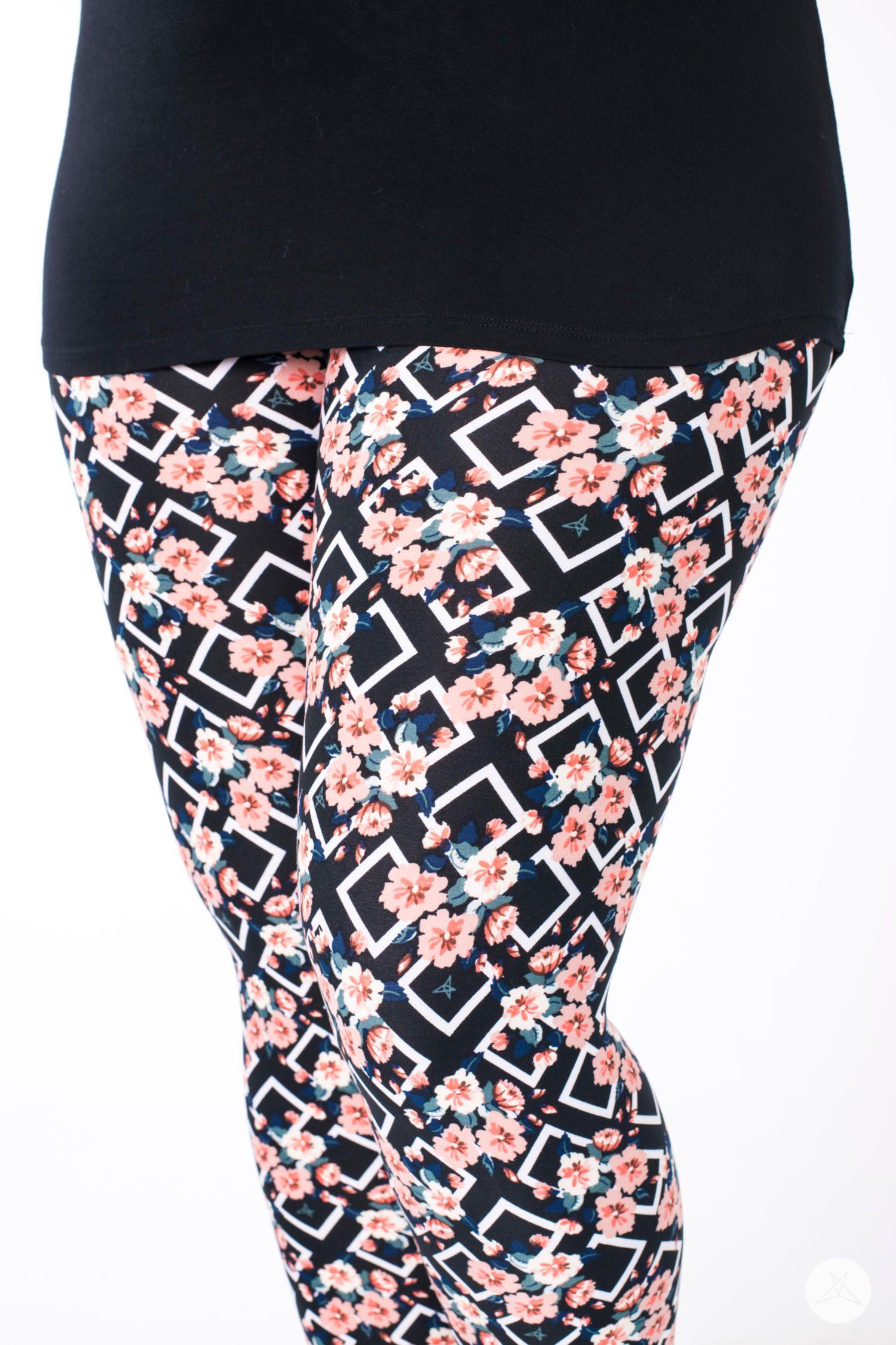 Sweetlegs.ca Miss Conduct women's sweetlegs leggings