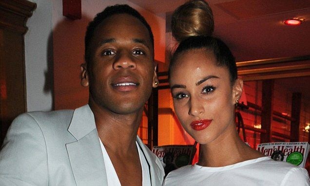 Reggie Yates engaged to Tia Ward after proposing with ring he designed