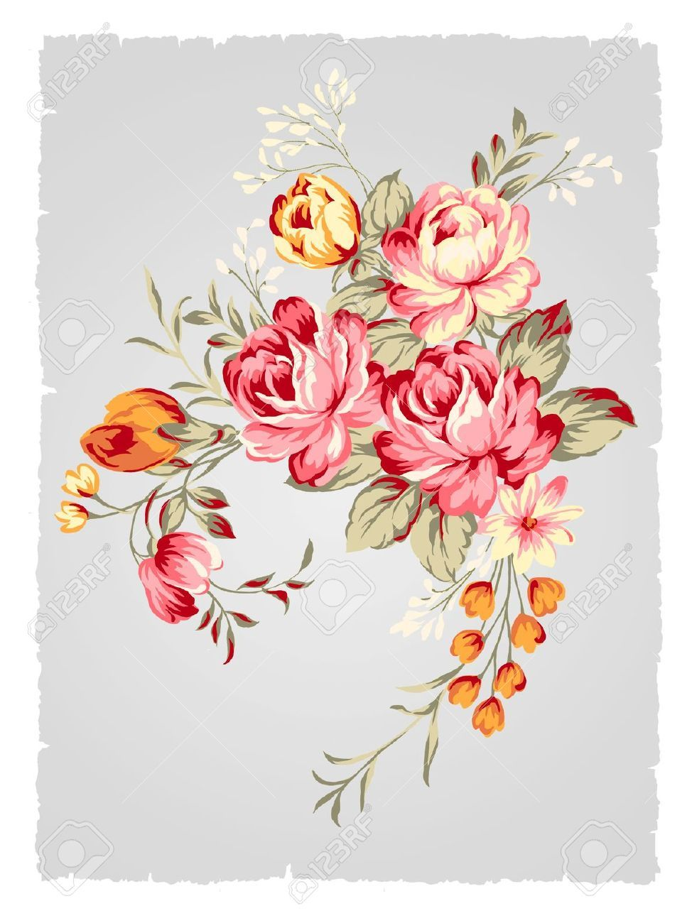 Fabric Painting Flower Patterns Bunch Google Search Easy