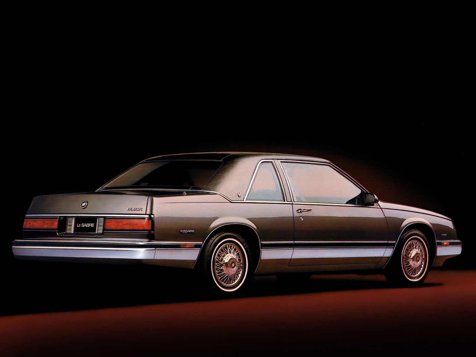 1988 Buick LeSabre Limited Coupe Buick 1981 1993