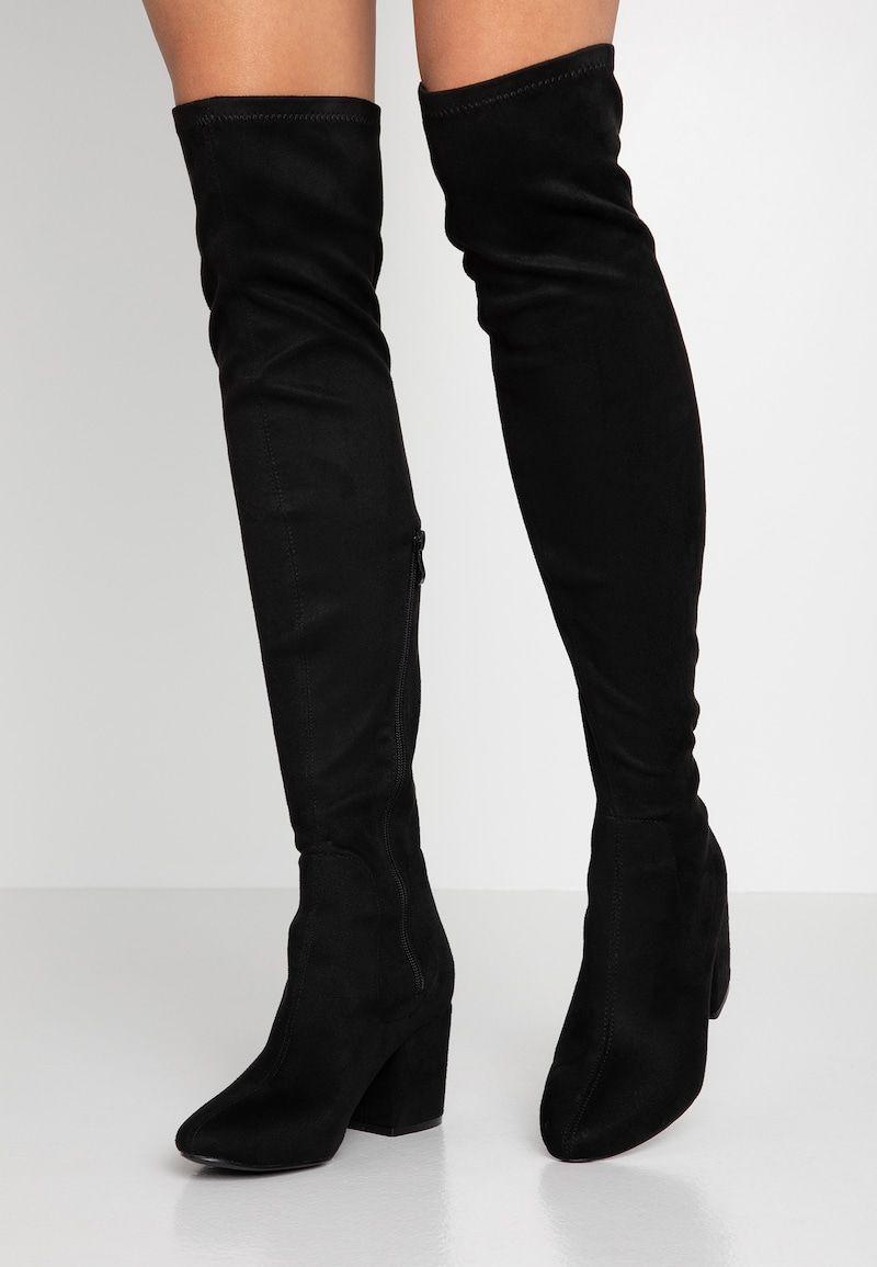 miglior valore diversamente risparmia fino al 60% KOLA - Stivali sopra il ginocchio - black @ Zalando.it 🛒 nel 2020 ...