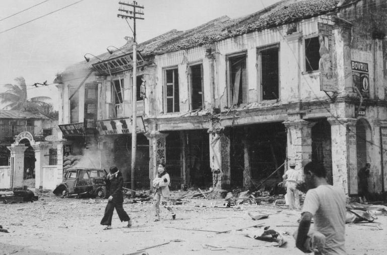 Singapore During The Japanese Occupation 1942 1945 Singapore