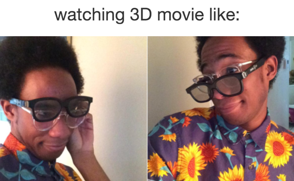 50 Memes About Wearing Glasses That Will Make You Laugh Until Your Eyes Water Glasses Meme People With Glasses Wearing Glasses