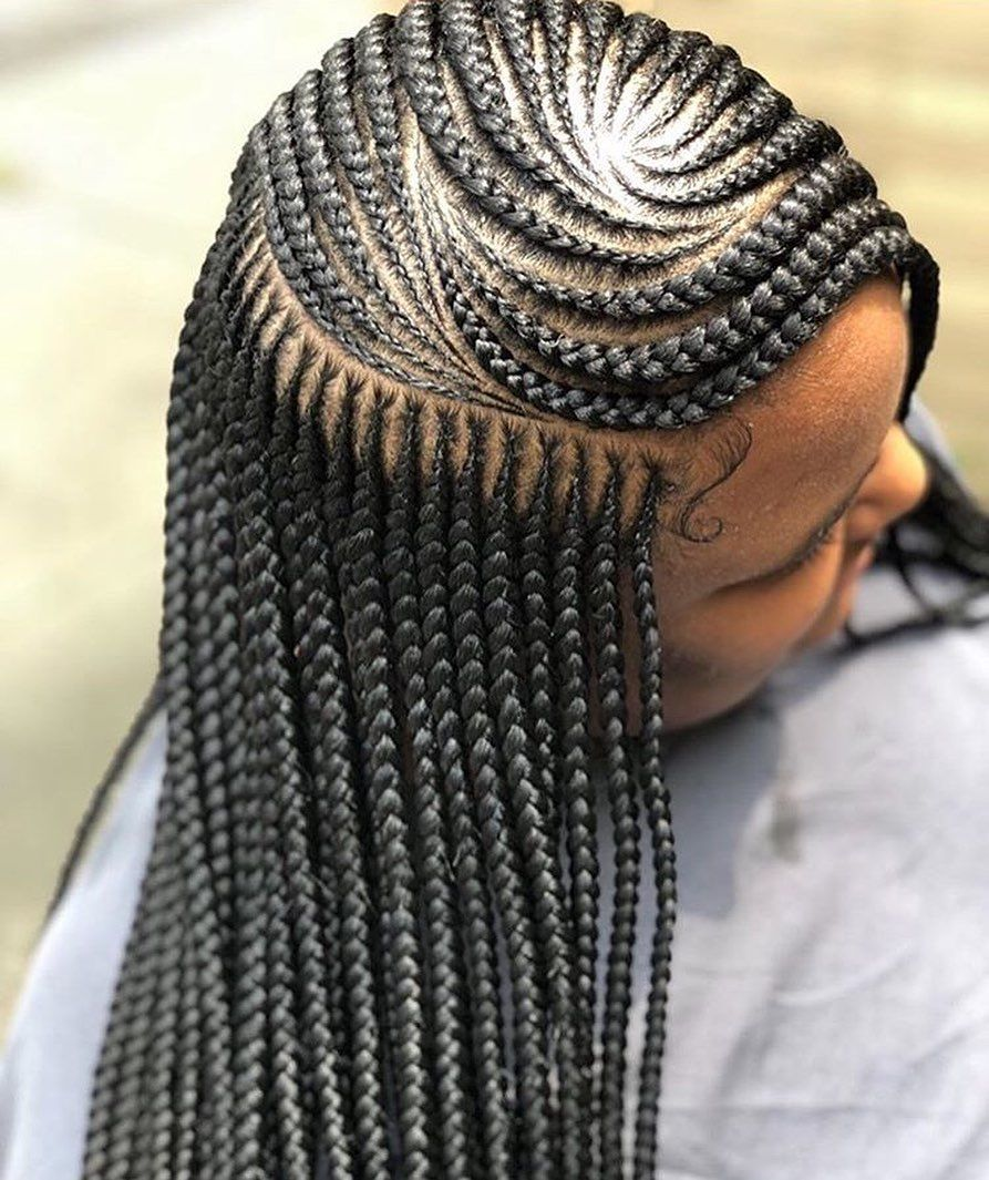 Cute Braided Hairstyles 2019 Unique Styles To Make You Stand Out Hello Ladies Today We Pre African Hair Braiding Styles Cornrows Braids Braided Hairstyles