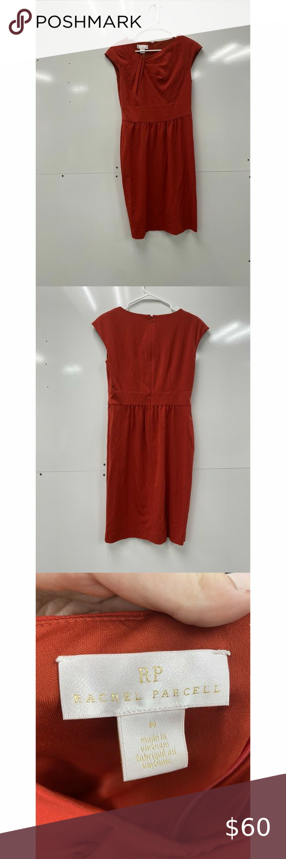 Nwot Nordstrom Rachel Parcell Red Dress M Red Dress Turquoise Maxi Dress Maxi Dress With Sleeves [ 1740 x 580 Pixel ]