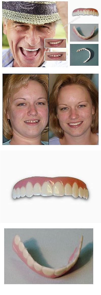 Other Oral Care: Cosmetic Teeth Fake Tooth Cover Dental