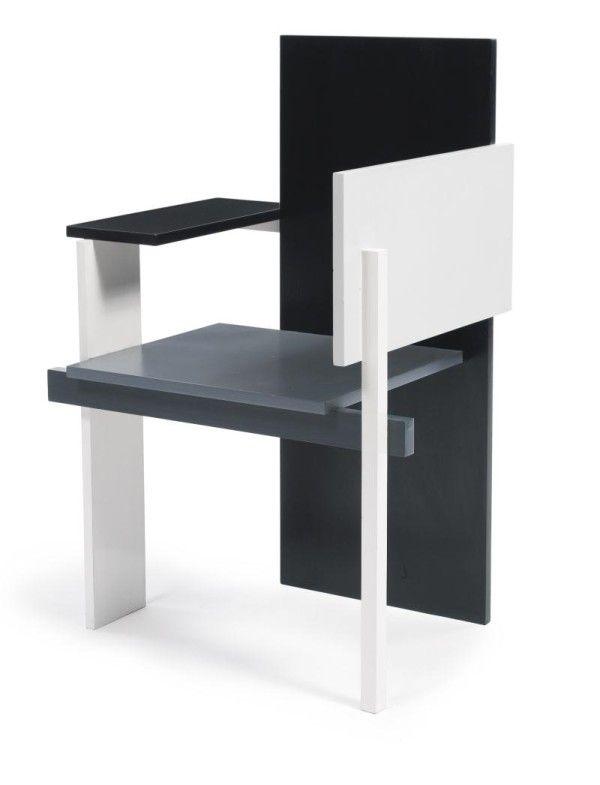 Design Crossover: The Berlin Chair | Casa muebles, De stijl y Sillas