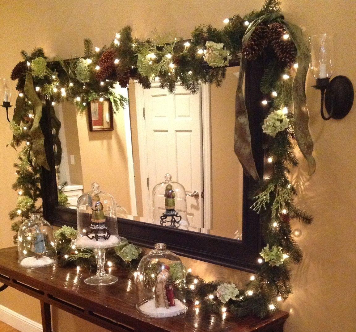 Christmas Mirror Christmas Mirror