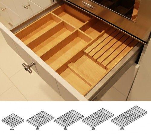 Nolte Besteckeinsätze - Besteckeinsatz - Einsätze - Besteckkasten - besteckeinsatz für nolte küchen