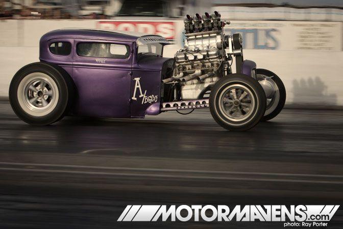 Vintage Racing Mirrors