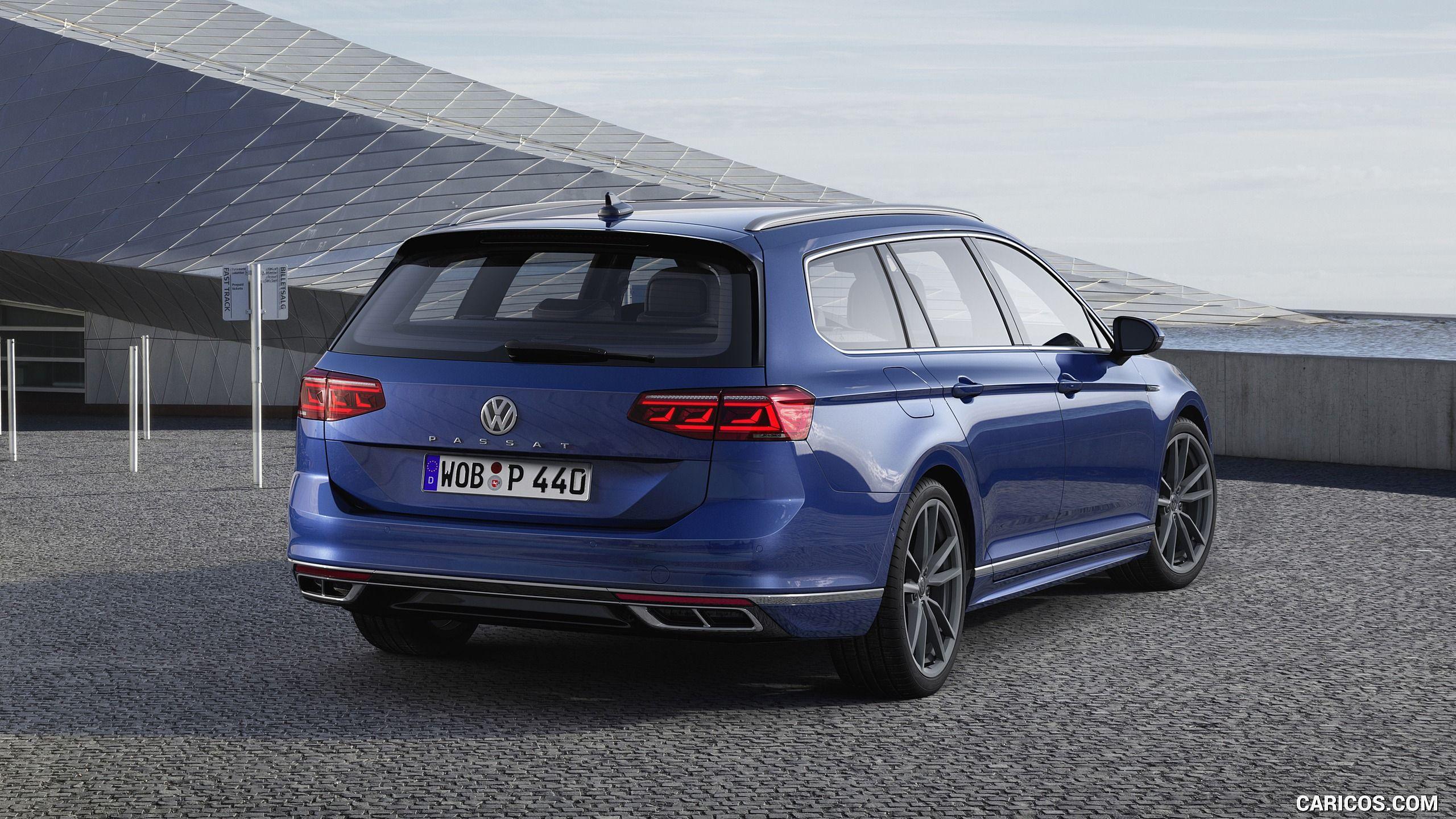 2020 Volkswagen Passat Variant Eu Spec Rear Three Quarter Hd Volkswagen Phaeton Volkswagen Volkswagen Passat