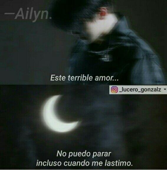 Mi Amor Por Ti No Para Aunque Me Hayas Lastimado Frases Bts 3