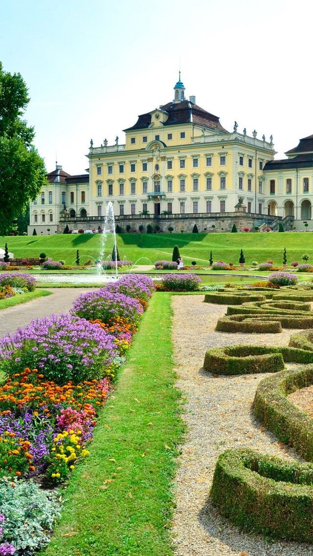 ludwigsburg palace stuttgart germany places stationed or visited pinterest stuttgart. Black Bedroom Furniture Sets. Home Design Ideas