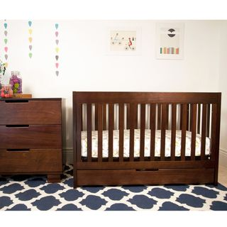 Buy Your Espresso Mercer Convertible Crib By Babyletto Here. The Espresso  Mercer Convertible Crib Is The Perfect Piece For Your Babyu0027s Modern Nursery!