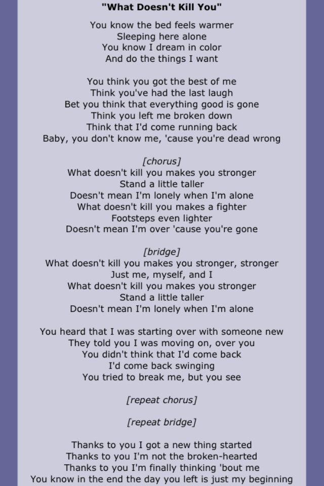 I Bet You Know What I Mean Lyrics - image 10