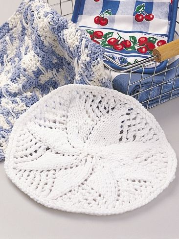 Free Knitted Doily Patterns - Knitting patterns galore laura star ...