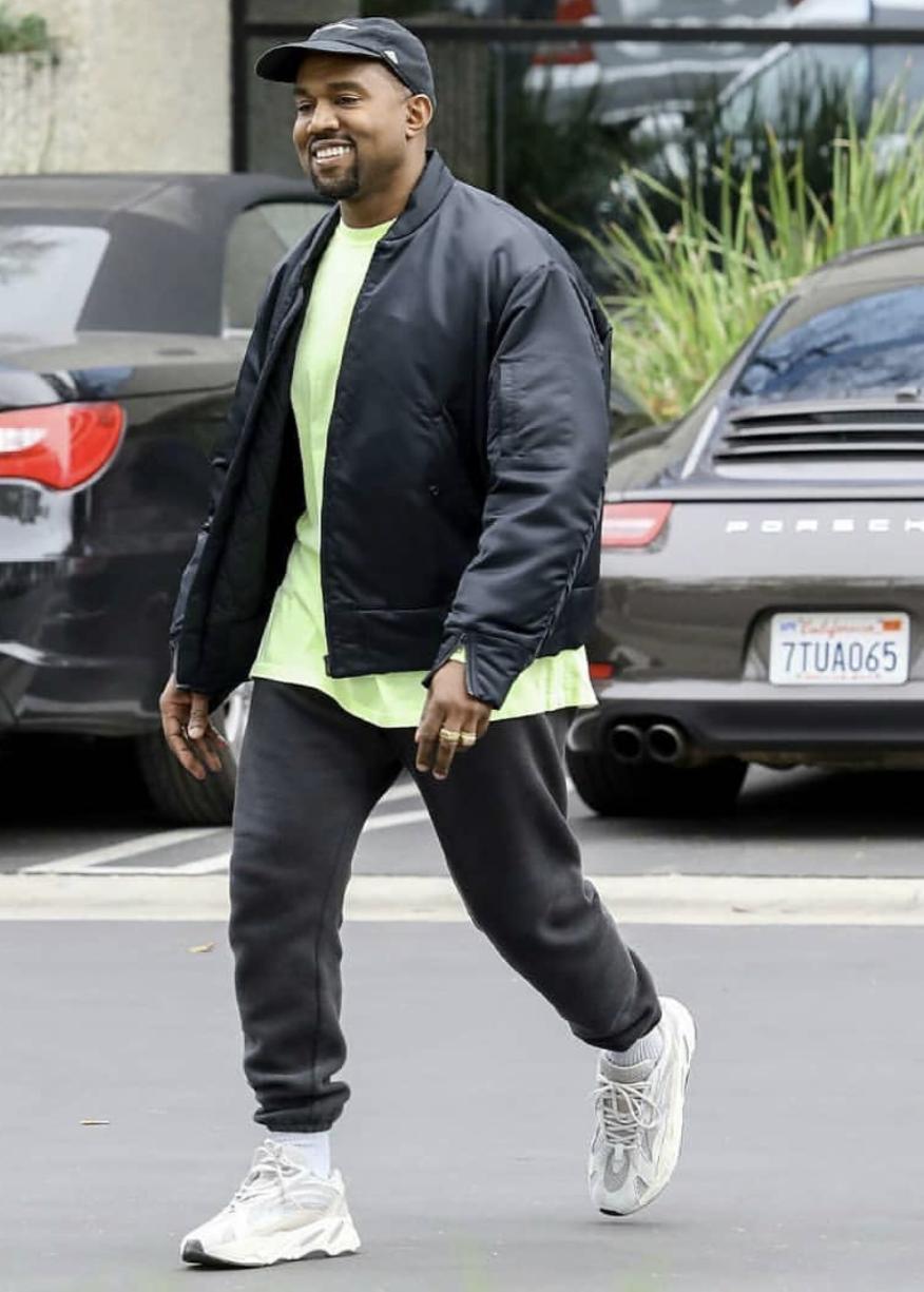 Kanyewest Yeezyseason Adidas Kanye West Outfits Kanye West Style Outfits Kanye West Style