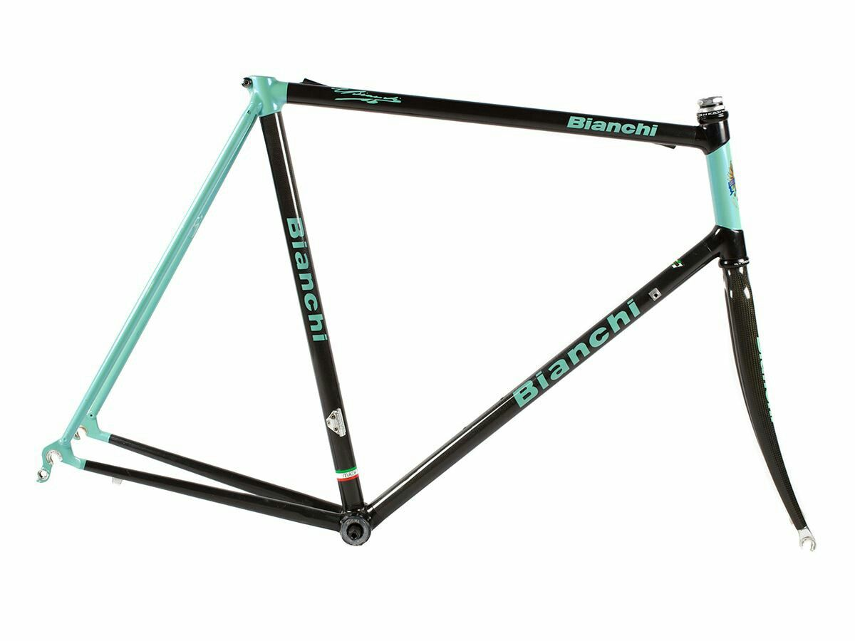 How they used to put carbon frames together  Aluminum lugs