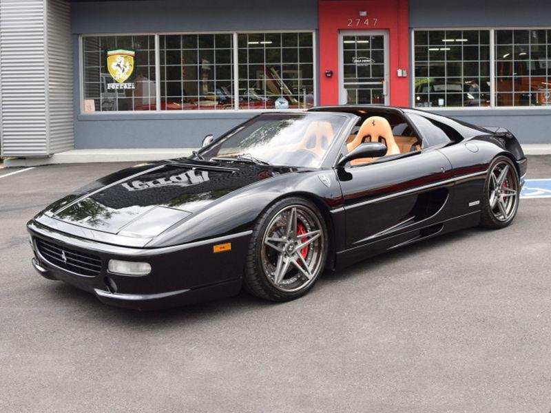 1997 FERRARI F355 GTS | Ferrari car, Ferrari 348, Ferrari