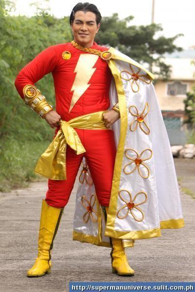 Cosplay Shazam - Captain Marvel - Google Search