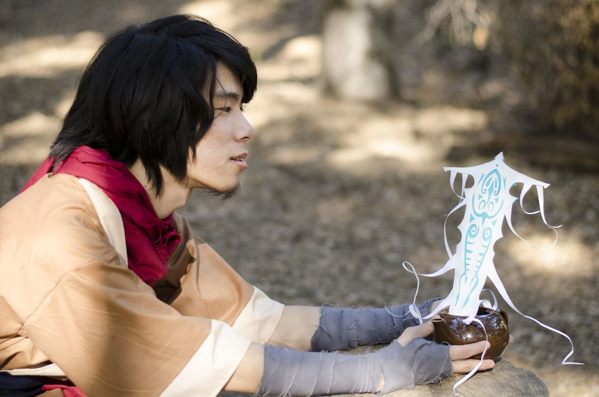I Love That Someone Has Already Cosplayed Avatar Wan This Is Fantastic Avatar Wan Avatar Cosplay