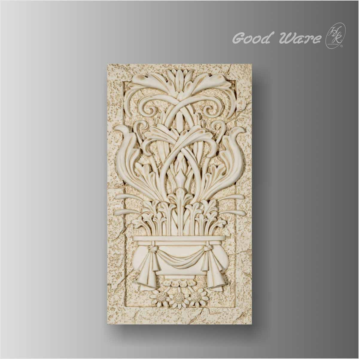 Decorative Baroque Wall Panels For Living Room Panel By Goodware Décor