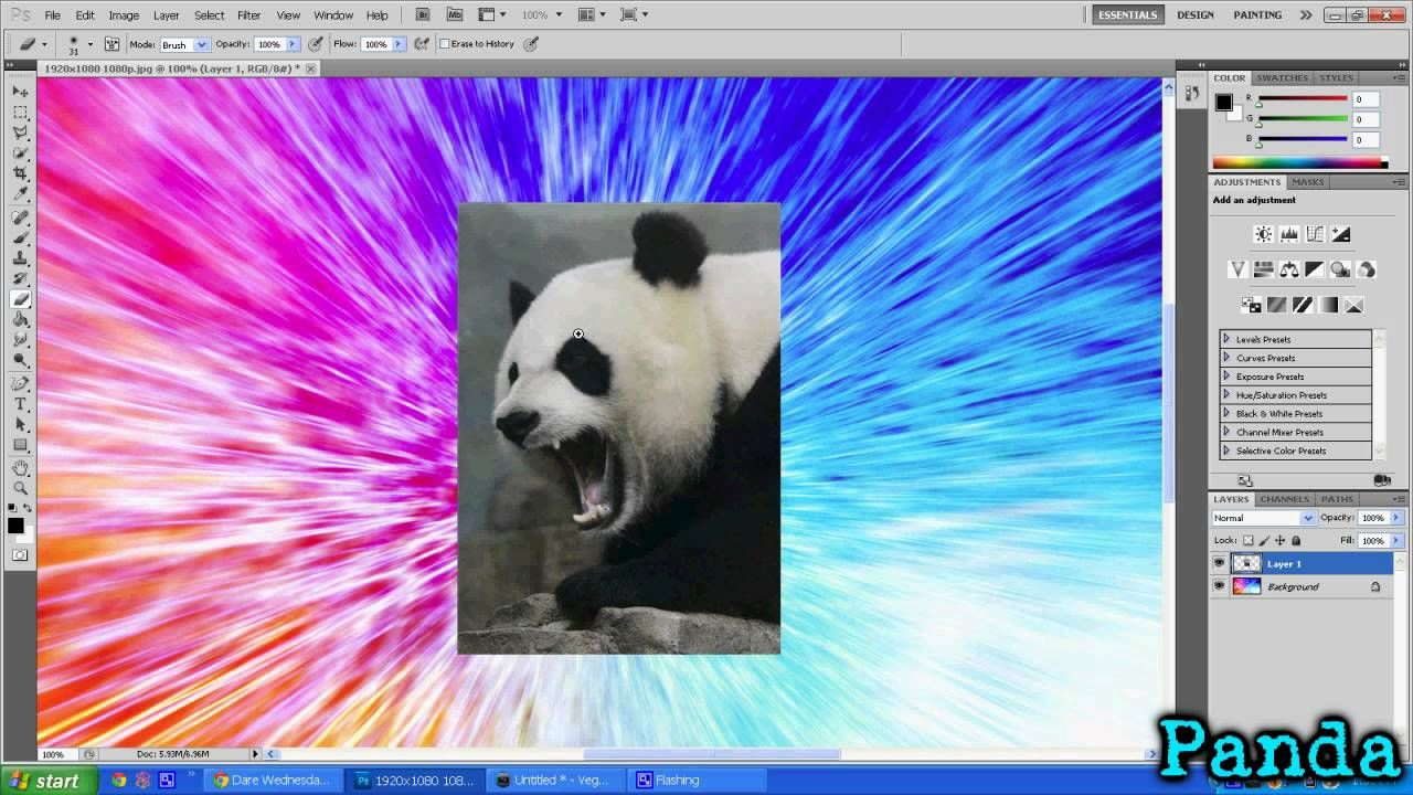 Adobe photoshop cs5 tutorial removing a backgroundadding a adobe photoshop cs5 tutorial removing a backgroundadding a picture ov baditri Choice Image