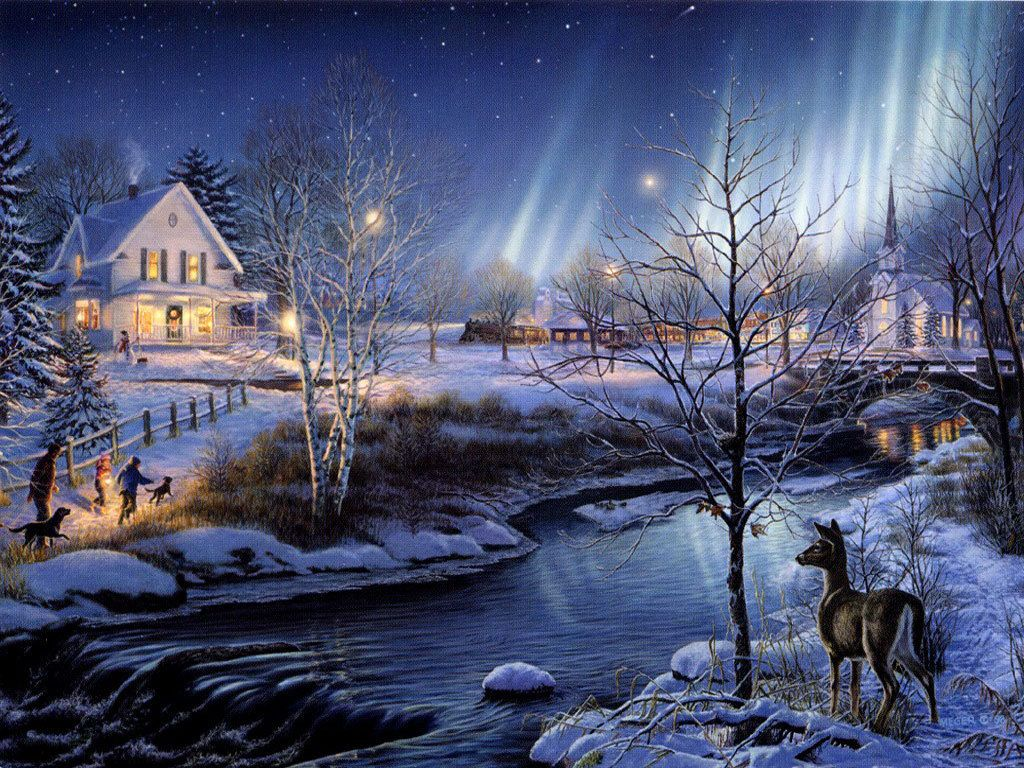 X Hd Wallpapers Winter