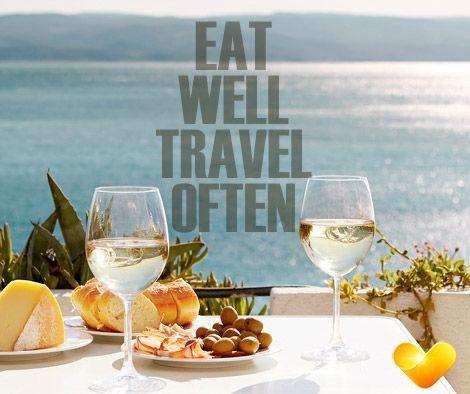 Eat well, travel often. #Tjäreborg #parhaatviikot #matka #loma #travel