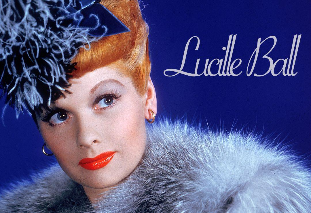 Lucille Ball - Lucille Ball Fan Art