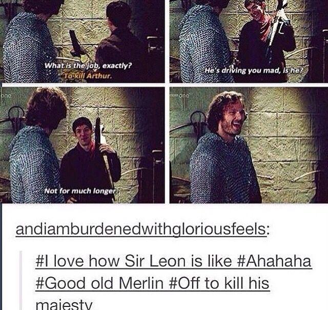To kill Arthur