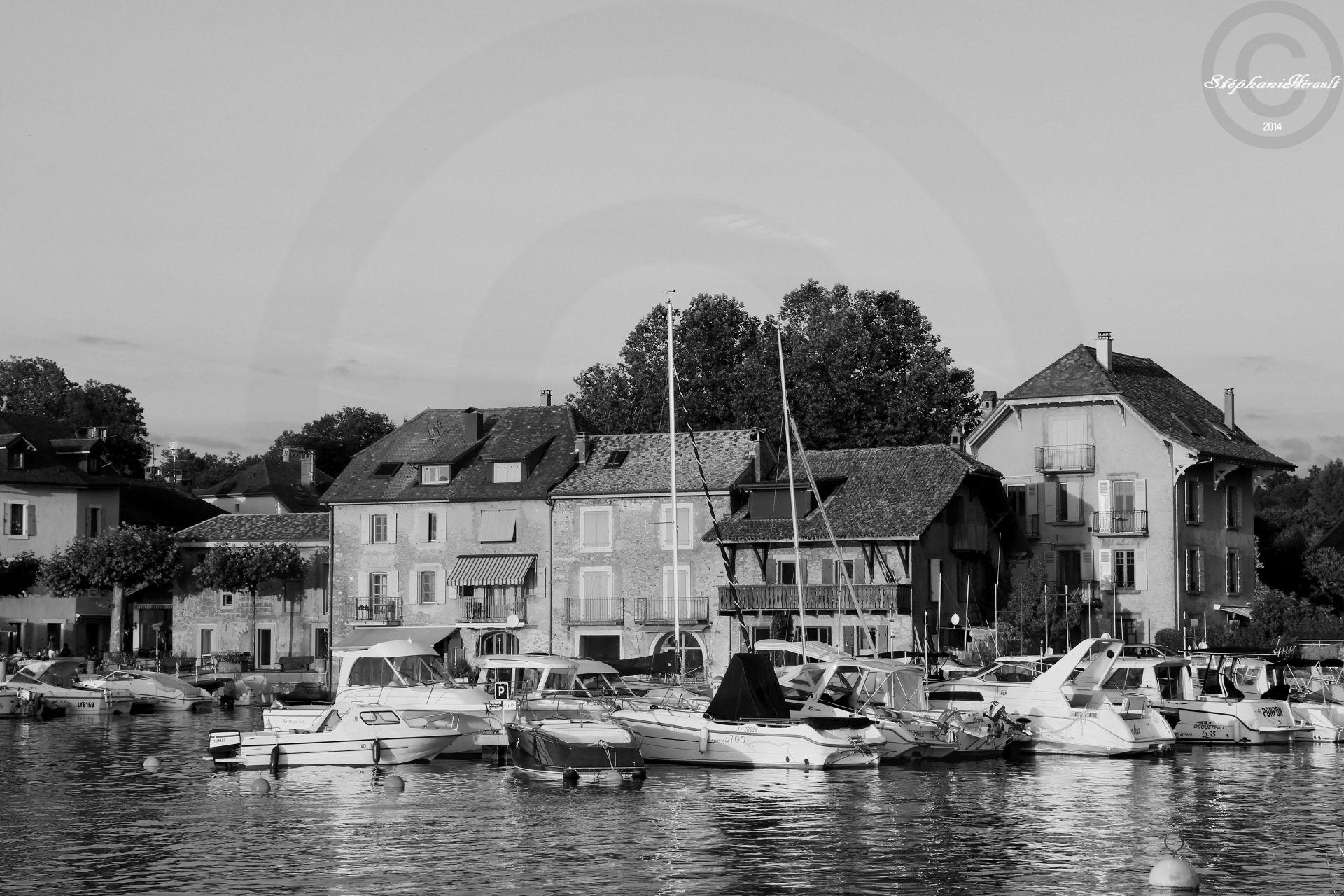 Village de Nernier