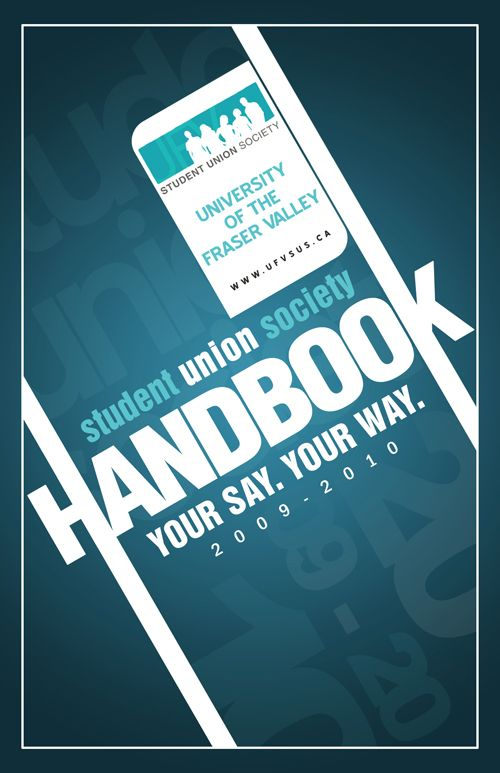 I like the handbook angled Anything Design Design, Good student