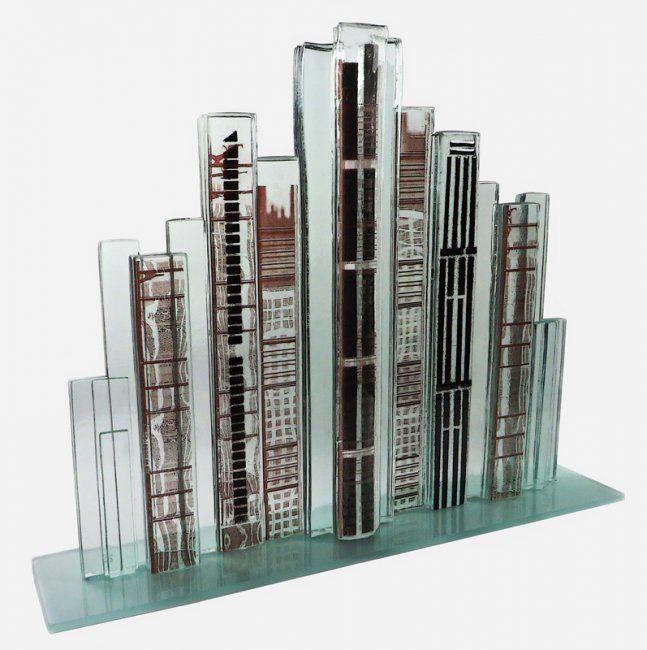 Glass Metropolis