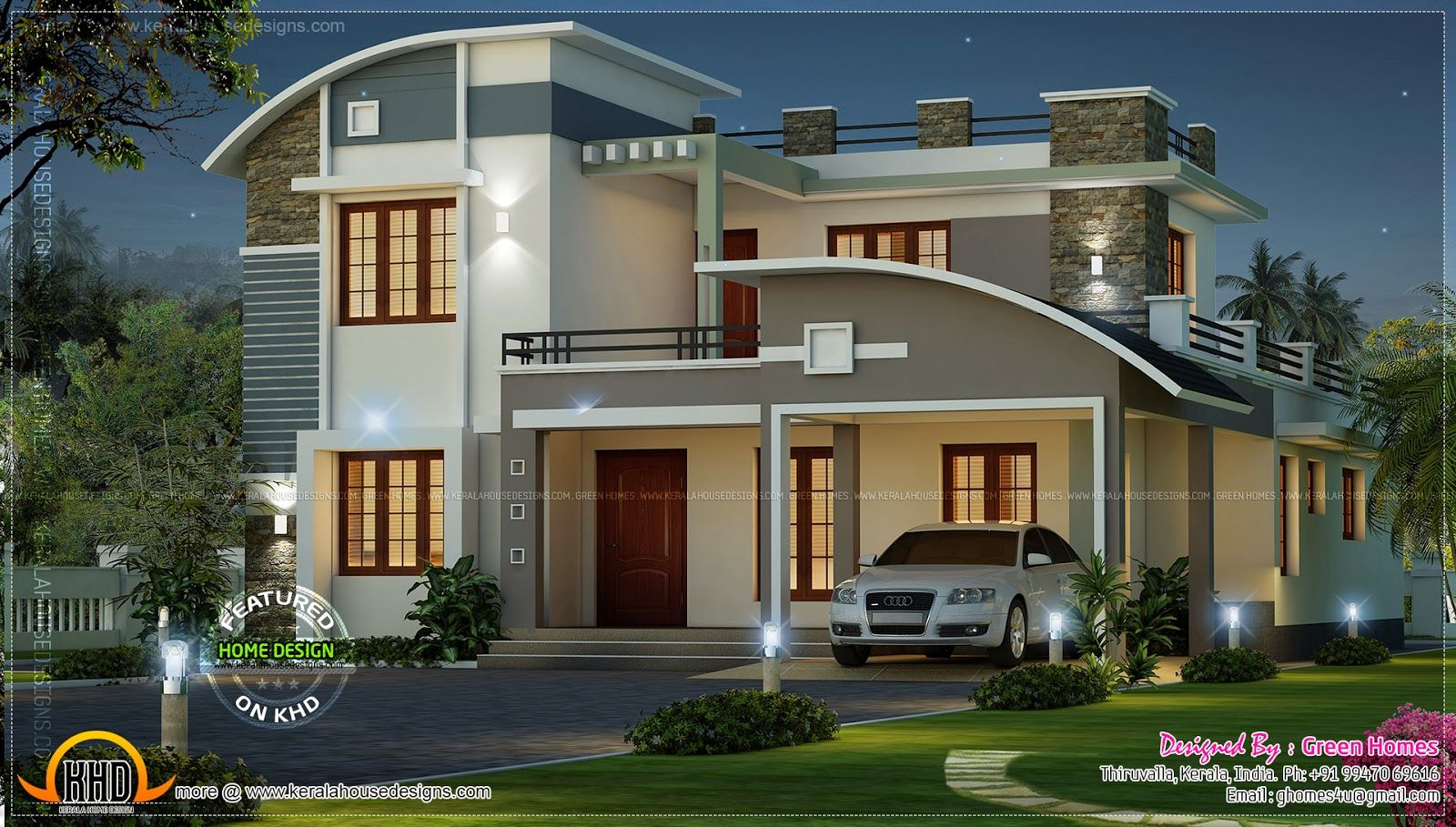 Small modern homes beautiful 4 bhk contemporary modern simple indian house design ideas for the house pinterest indian house designs indian house