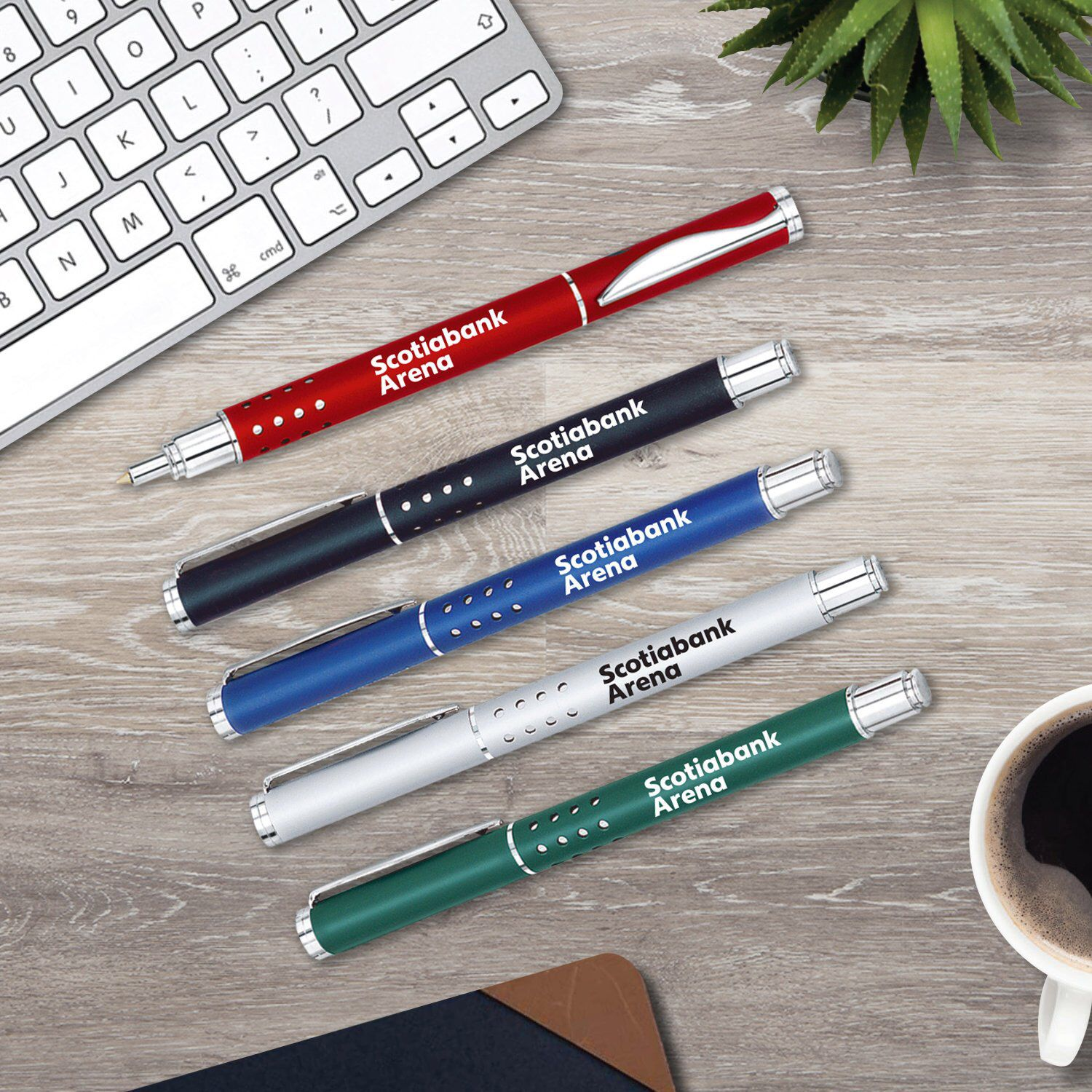 Custom Pens Personalized Ink Pens Printed w/ Your Logo or