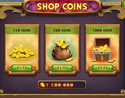 mobile coin shop