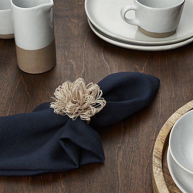 New Kinsey Napkin Ring Inspirational - Review navy napkins Review