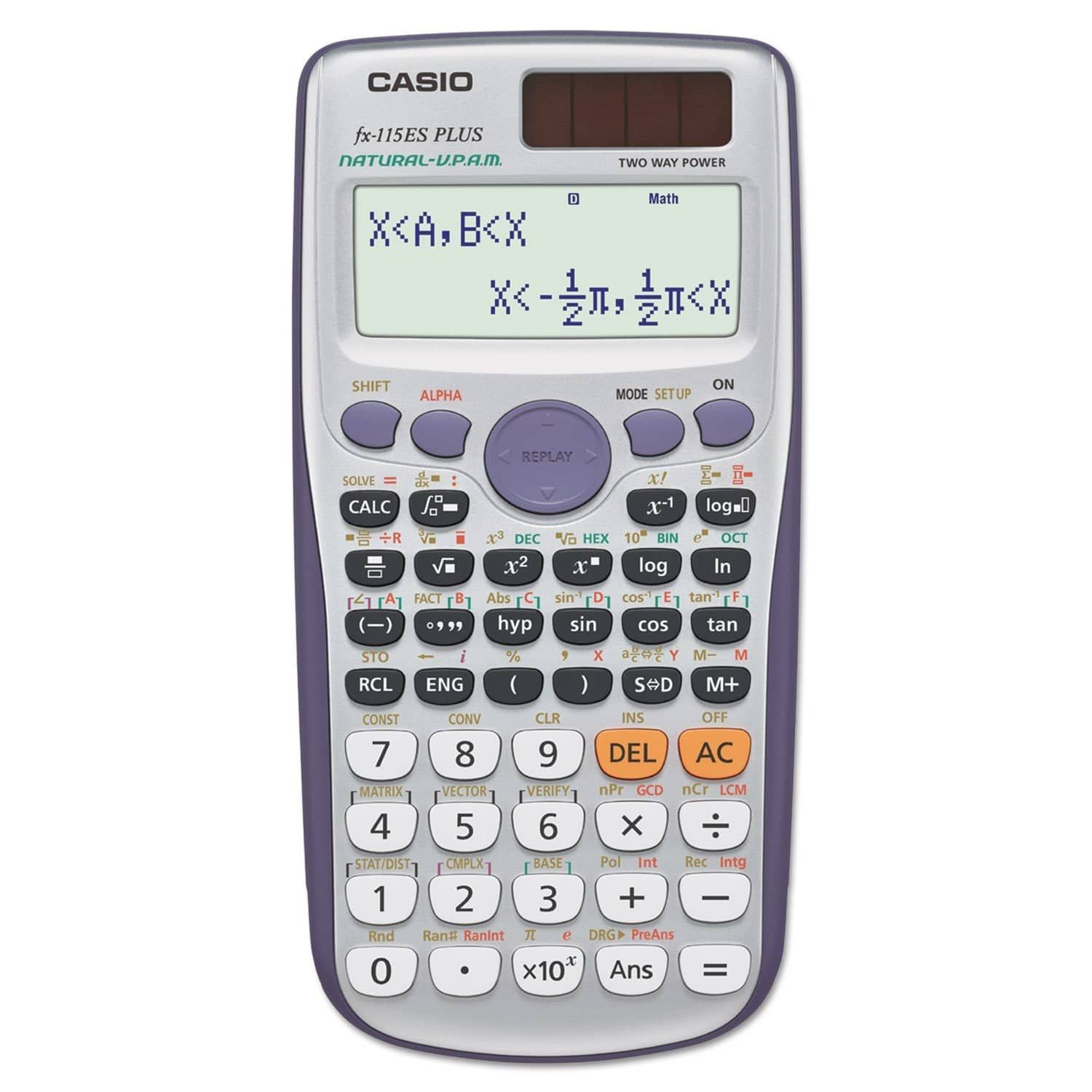 Top 7 Best Casio Scientific Calculators In 2020 Hqreview Scientific Calculators Graphing Calculator Calculator