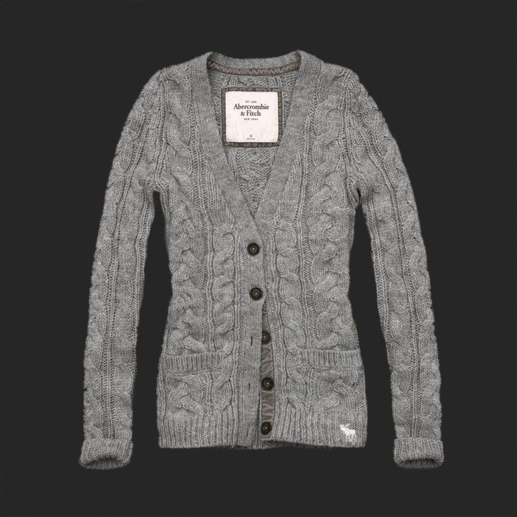Abercrombie And Fitch Clothing Abercrombie And Fitch Hoodies Abercrombie And Fitch Jackets Abercrombie And Fitch Sweater: Abercrombie And Fitch Womens Sweaters Gray