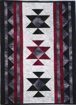 Navajo Star Native American Quilt Patterns Native