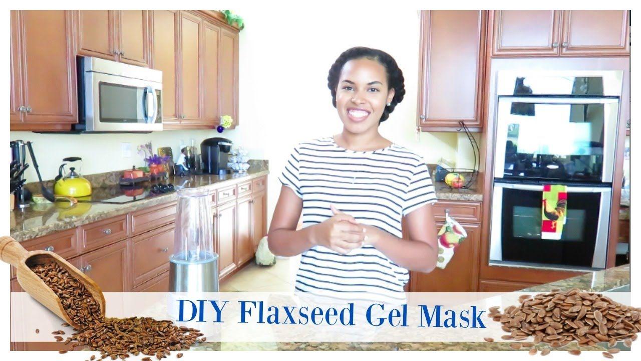 Diy flaxseed gel skin tightening mask youtube skin