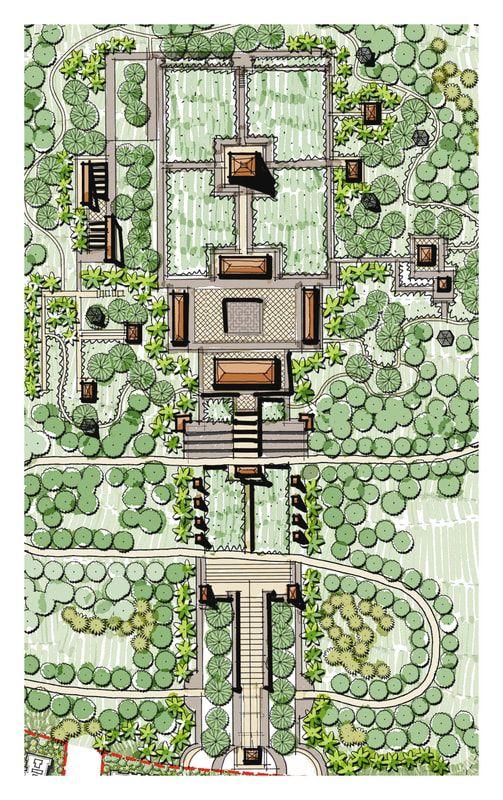 JOHN SIMBORIO - Freehand Master Plans   Landscape ...