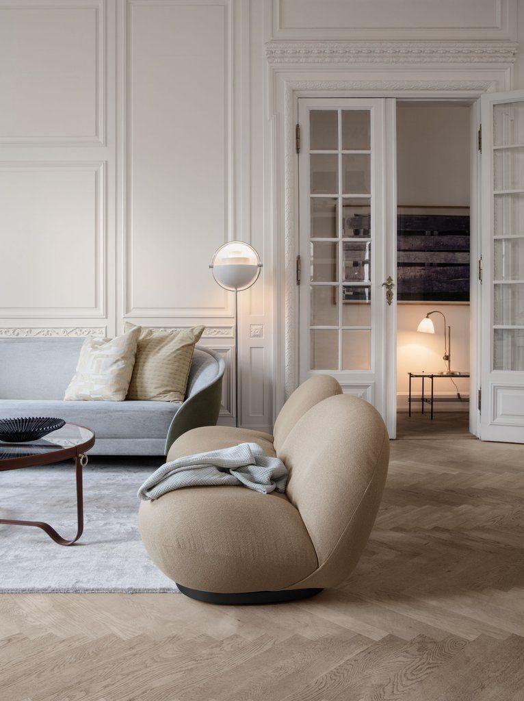 Pacha Lounge Chair – Swivel Base