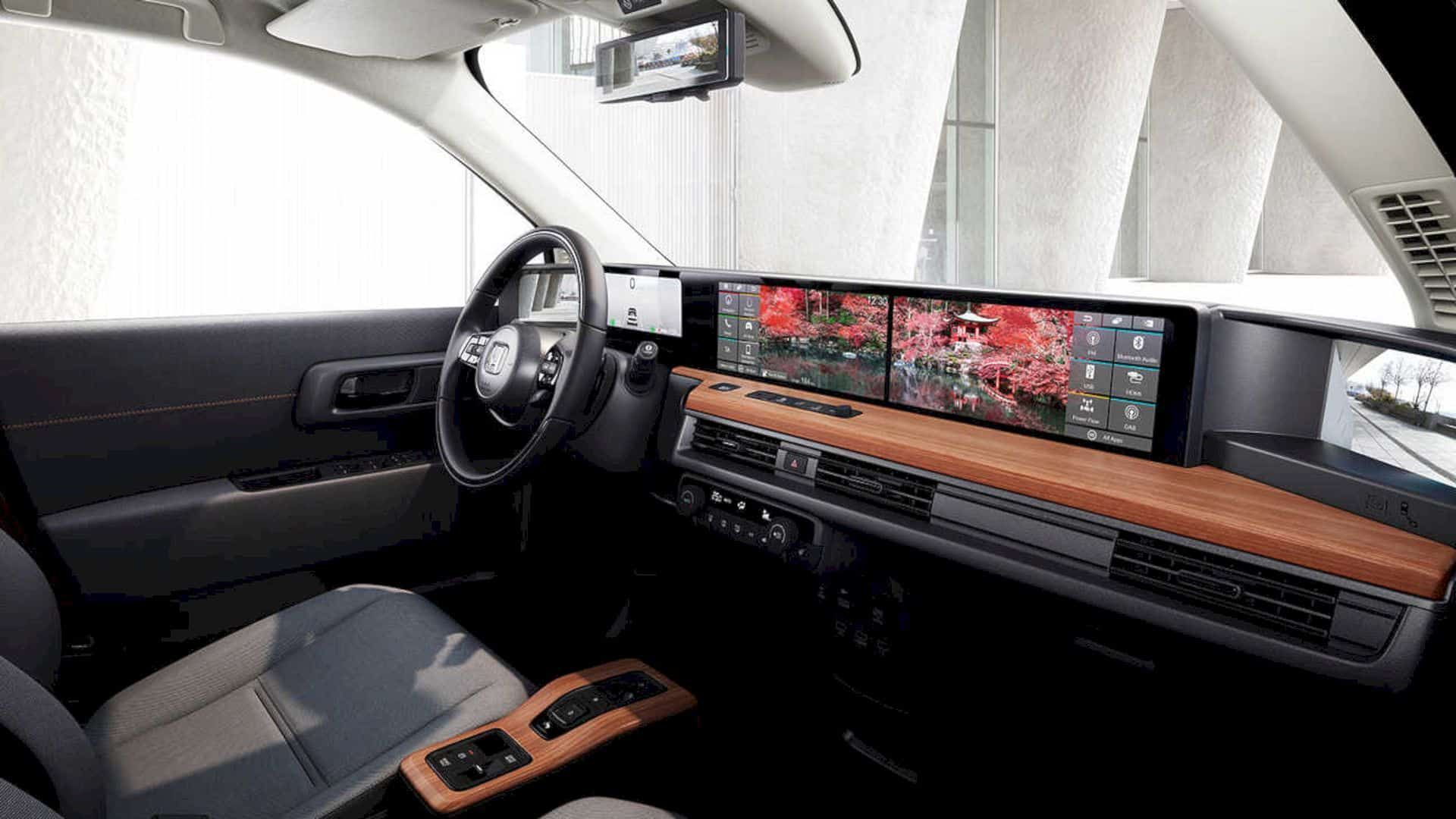 Honda E All Electric Cars Car Electric Car