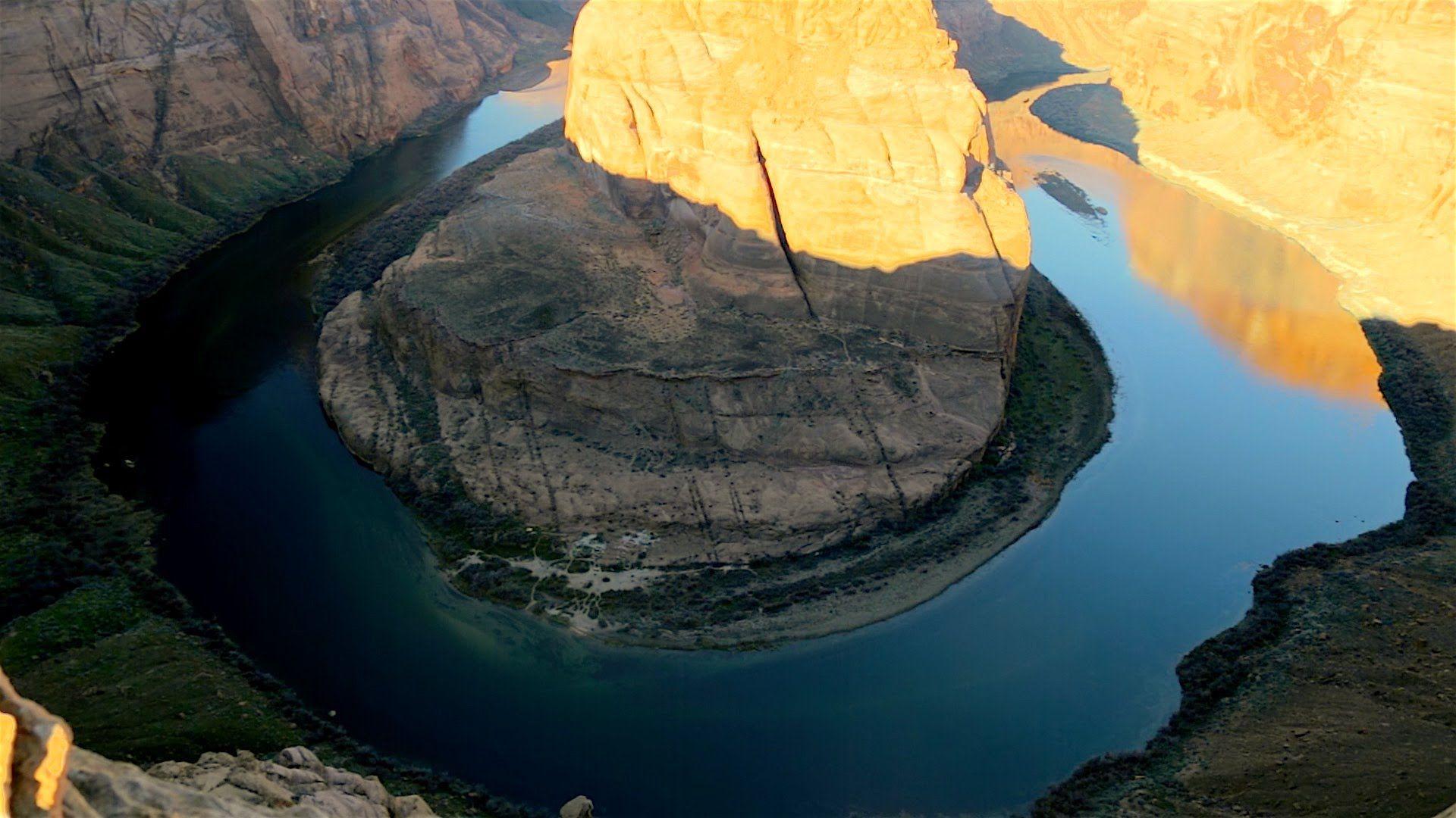 [VIDEO] Horseshoe Bend Arizona USA. 2016 [OC] #outdoors #nature #sky #weather #hiking #camping #world #love https://www.youtube.com/watch?v=1ezVo5-mvSM