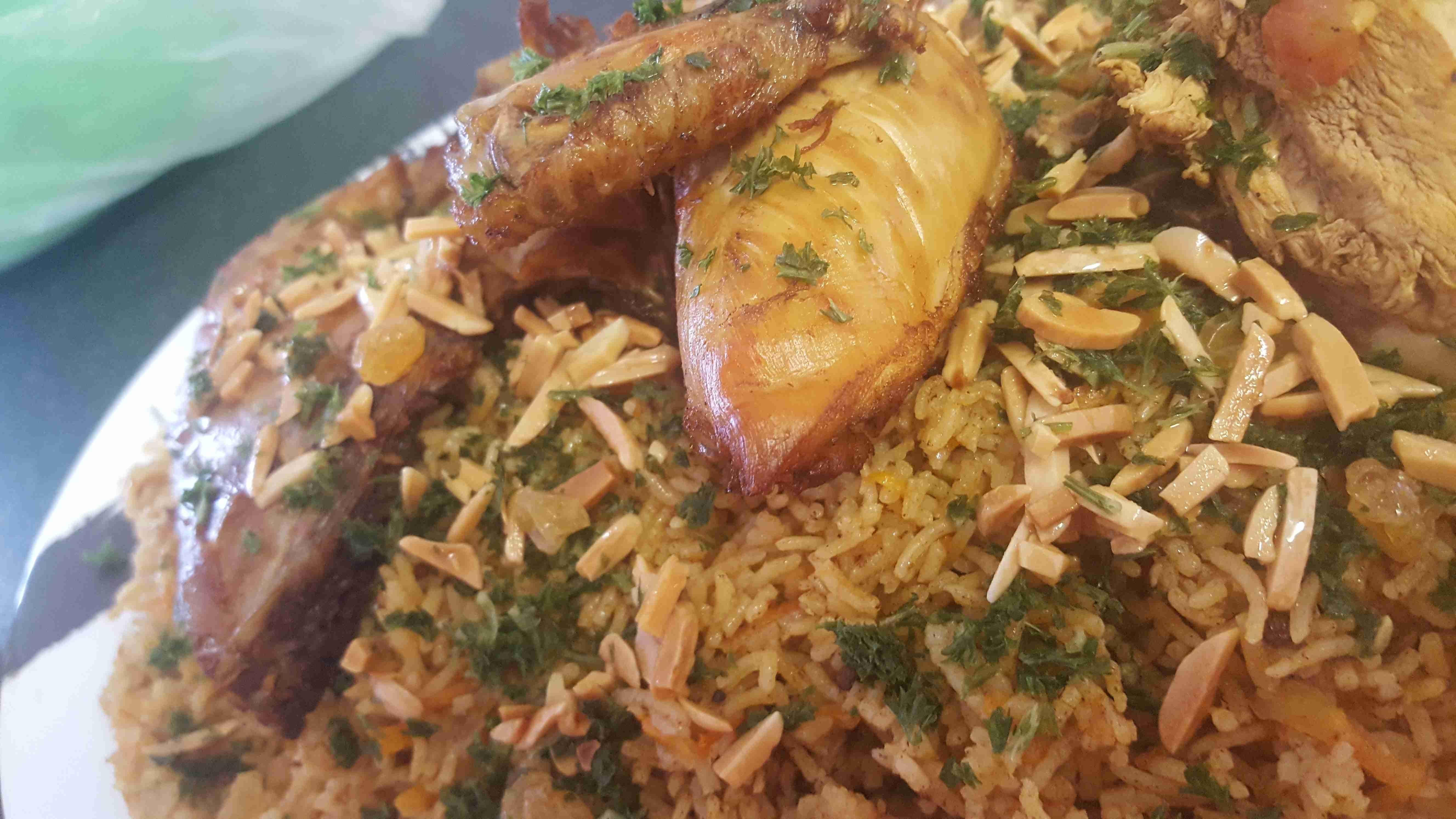 طريقة عمل أرز كبسة بالدجاج زاكي Rice Dishes Main Dishes Dishes