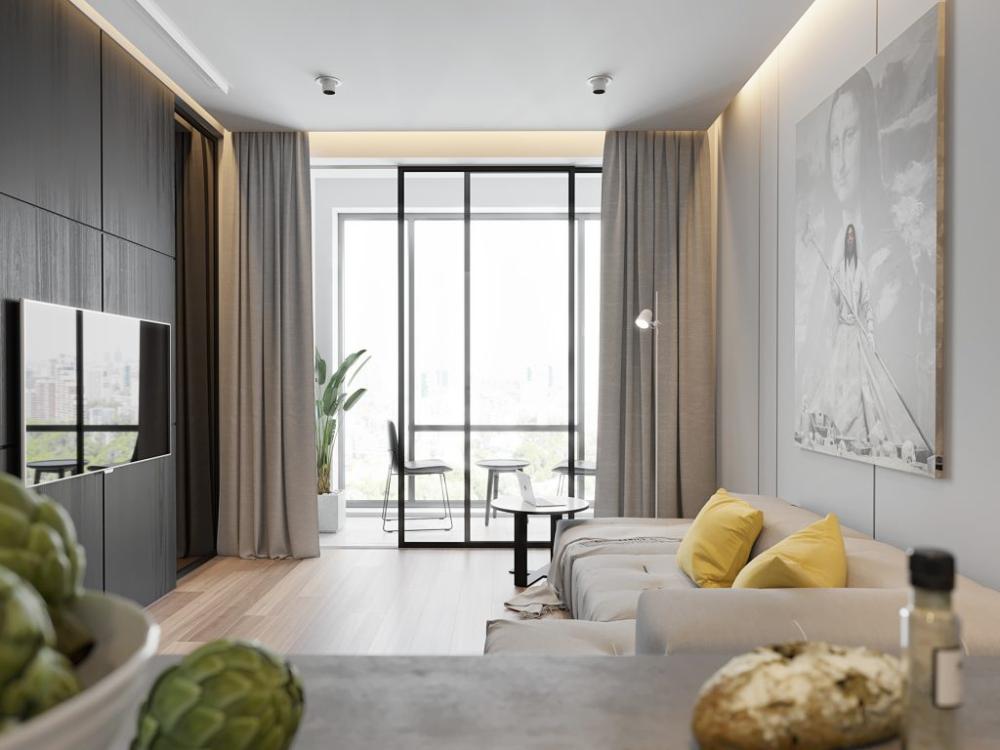 Illuminazione soggiorno moderno: crea la giusta atmosfera ...
