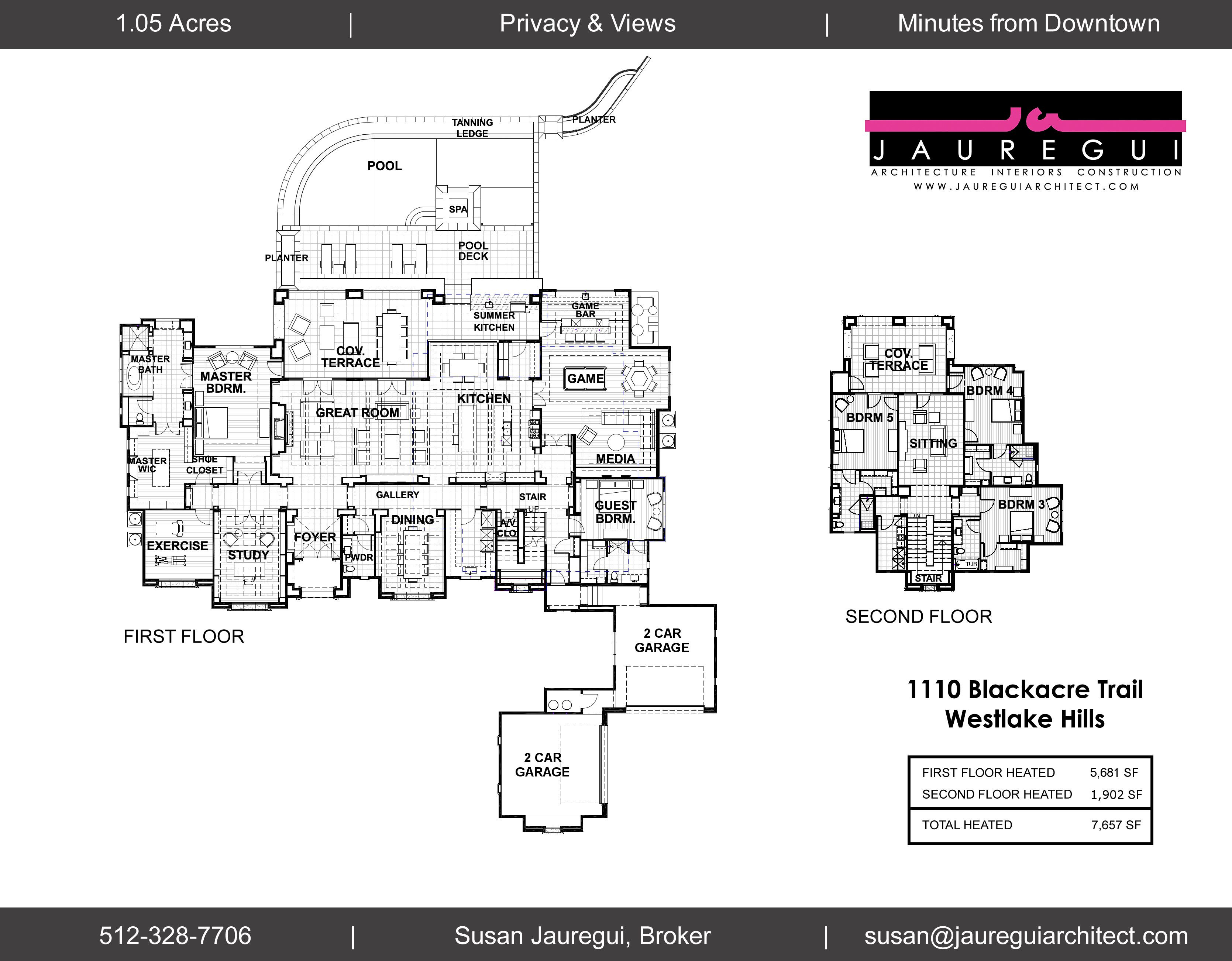 Blackacre Sold Jauregui Architects In 2020 Architect How To Plan Elegant Homes